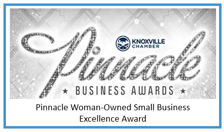 Pinnacle Woman-Owned Small Business Excellence Award