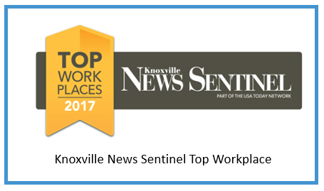 Knoxville News Sentinel Top Workplace